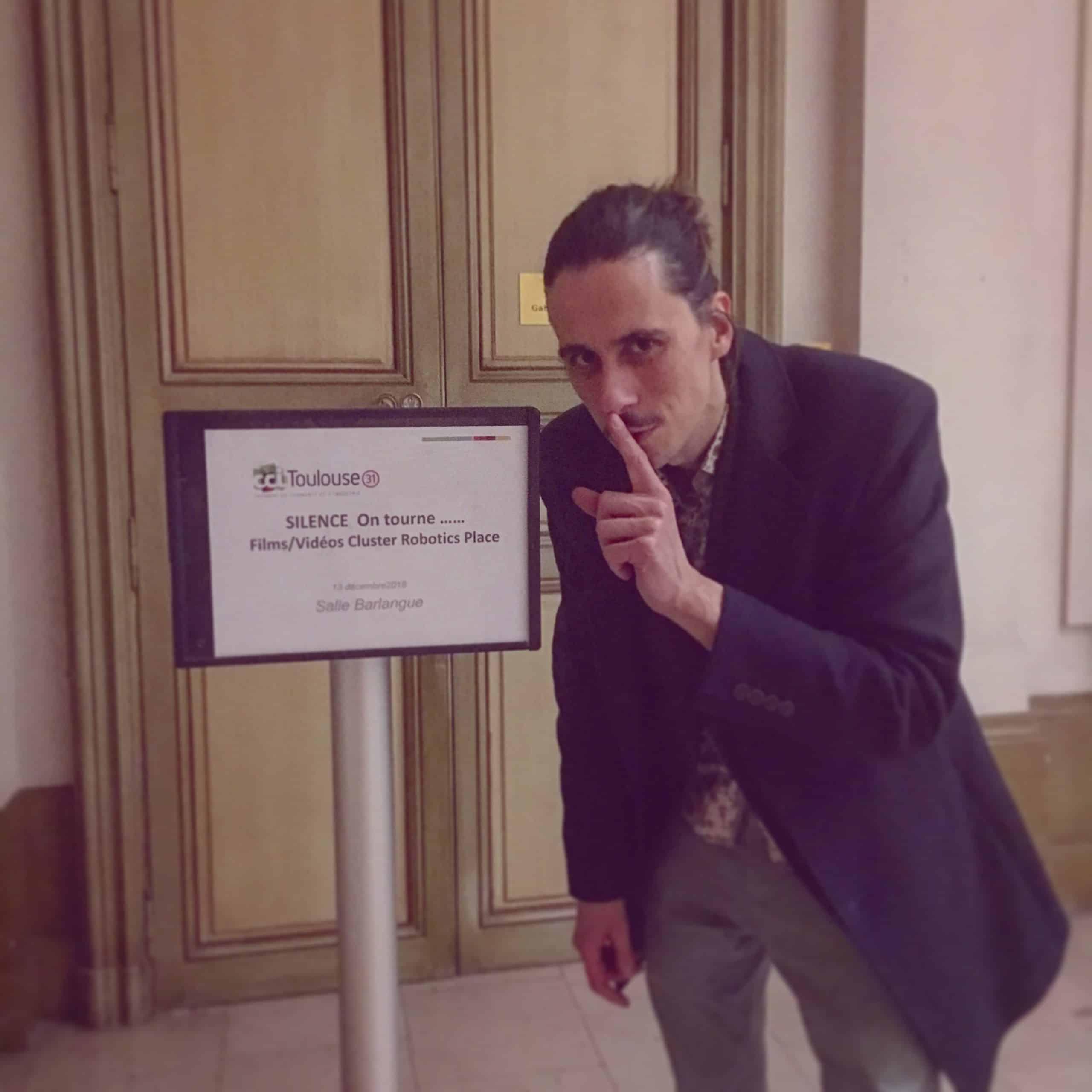 tournage des films et vidéos audiovisuelles en Occitanie à la cci toulouse