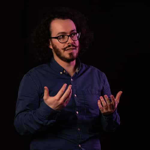 chercheur université de toulouse portrait photo vidéo shoot