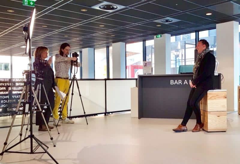 interview vidéo institutionnelle CMA du Rhône à Lyon