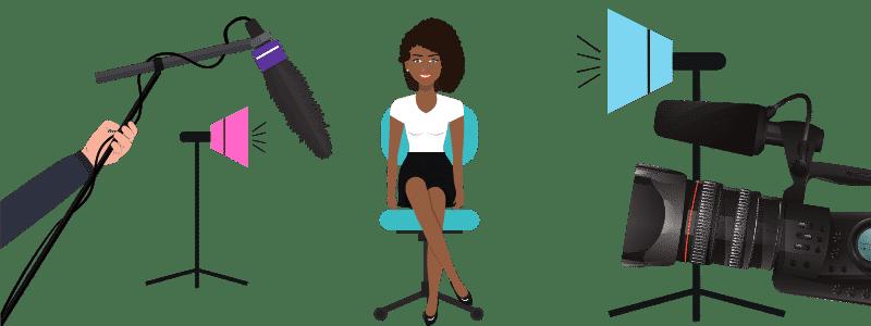 interview vidéo pour film d'entreprise institutionnel