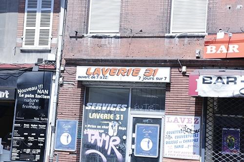 laverie 31 faubourg bonnefoy