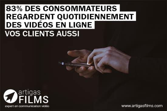 marketing vidéo communication digitale toulouse occitanie