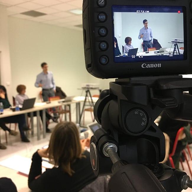 film vidéo réunion crpp toulouse plaquettes