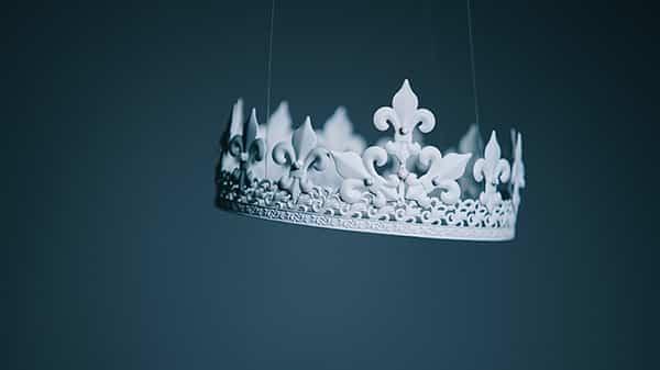 une couronne pour le content video